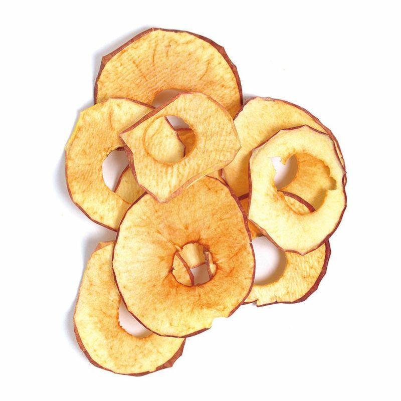 国産 乾燥リンゴの輪切り